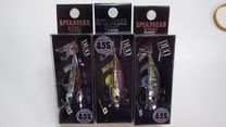 3er Set Duo Wobbler Spearhead Ryuki 45S